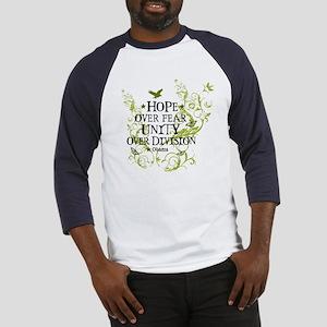 Obama Vine - Hope over Division Baseball Jersey