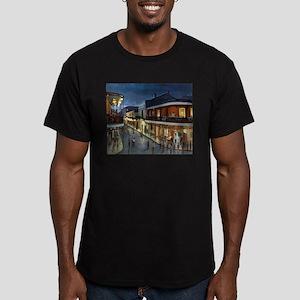 BourbonStreetNightime T-Shirt