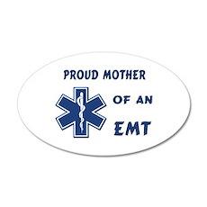 Proud Mother of an EMT Wall Sticker