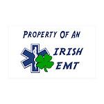 Irish EMT Property 38.5 x 24.5 Wall Peel