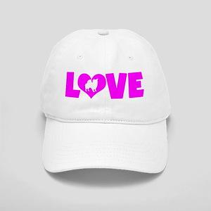 LOVE CHIHUAHUA (LONG COAT) Cap