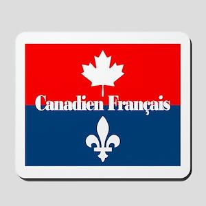 Canadien Francais Mousepad