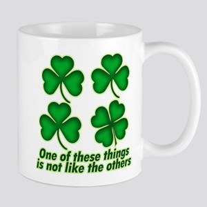 One of these things... Mug
