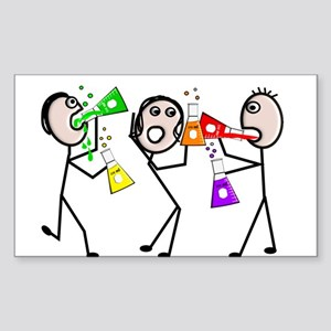 Professional Occupations III Sticker (Rectangle 10