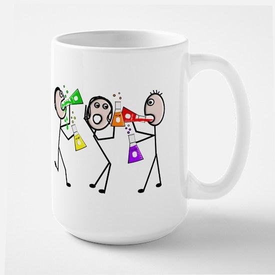 Professional Occupations III Large Mug