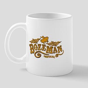 Bozeman Saloon Mug