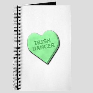 Irish Dancer Journal