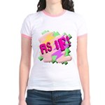 As if! Jr. Ringer T-Shirt