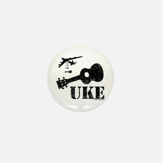 UKE Bomber Mini Button