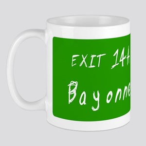 Exit 14A, Bayonne, NJ Mug