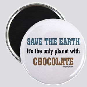 Save the earth! It's the only Magnet