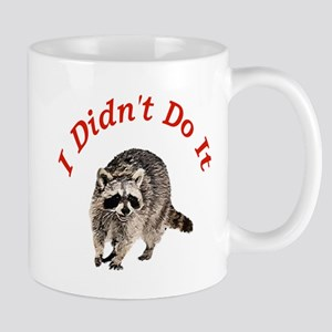 Raccoon Humorous Mug