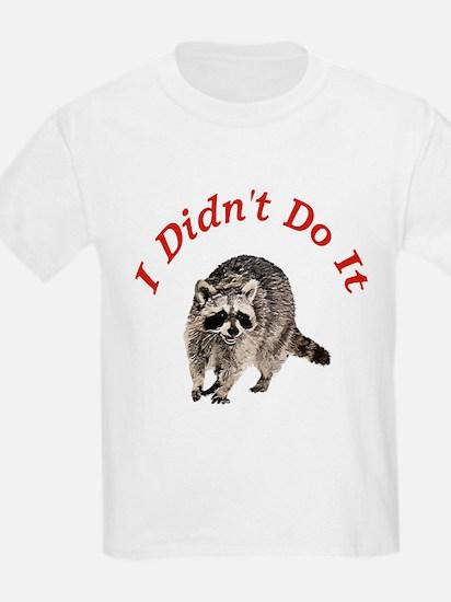 Raccoon Humorous T-Shirt