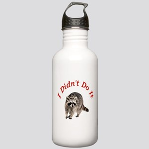 Raccoon Humorous Stainless Water Bottle 1.0L