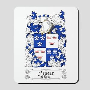 Fraser of Lovat Mousepad