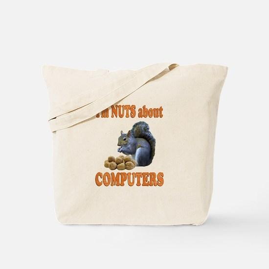 Computers Tote Bag