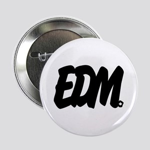 """EDM Brushed 2.25"""" Button"""