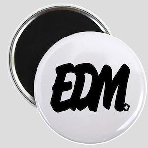 EDM Brushed Magnet