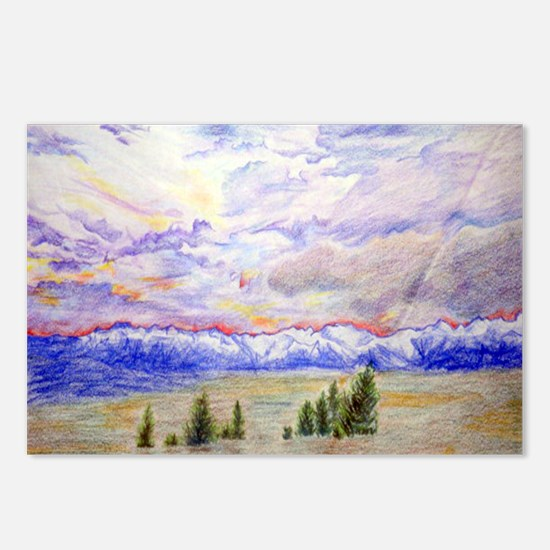 """""""Nature"""" Postcards (Package of 8)"""