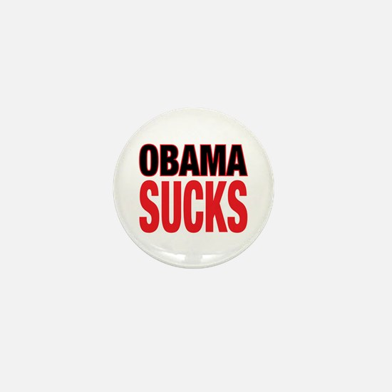 Cool Obama sucks Mini Button (10 pack)