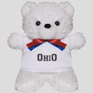 OhiO Boobies Teddy Bear