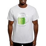 St Particks Day Beer Light T-Shirt