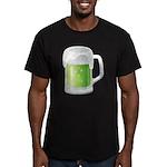 St Particks Day Beer Men's Fitted T-Shirt (dark)