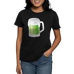 St Particks Day Beer Women's Dark T-Shirt