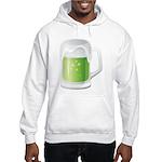 St Particks Day Beer Hooded Sweatshirt