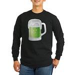 St Particks Day Beer Long Sleeve Dark T-Shirt