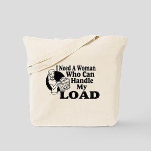 Handle My Load Tote Bag