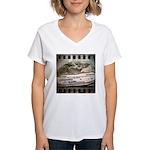 Covariance V-Neck T-Shirt