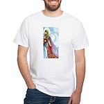 book fairy White T-Shirt