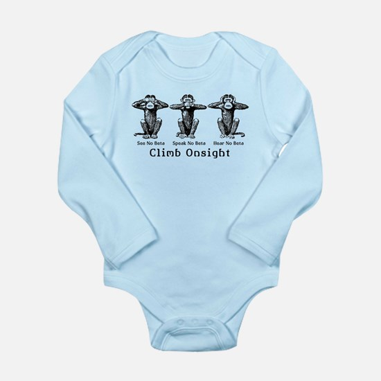 Get Lost Along the Way Long Sleeve Infant Bodysuit