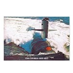 USS CAVALLA Postcards (Package of 8)