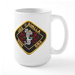USS CAVALLA Large Mug