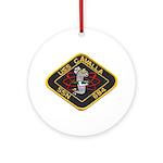 USS CAVALLA Ornament (Round)