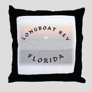 Longboat Key Throw Pillow