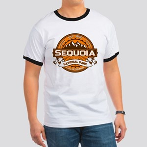 Sequoia Pumpkin Ringer T