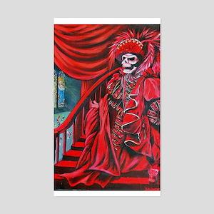 Phantom of the Opera Sticker (Rectangle)