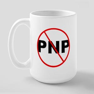 NO PNP Large Mug