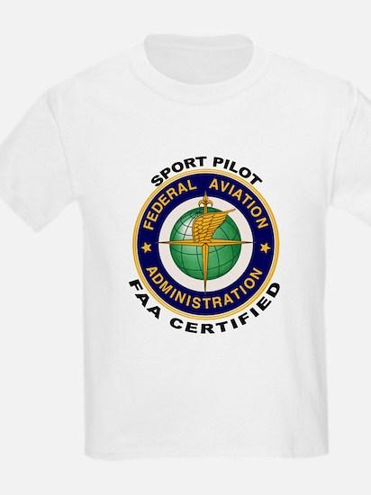 FAA Certified Sport Pilot T-Shirt