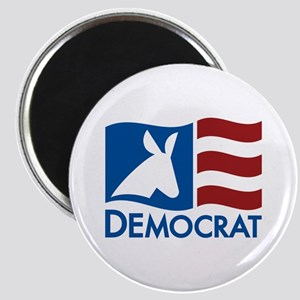Democratic Flag Magnet