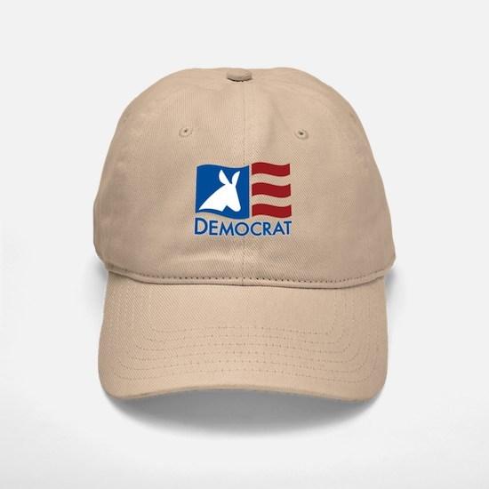 Democratic Flag Baseball Baseball Cap