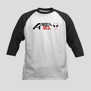 AREA 51 Kids Baseball Jersey