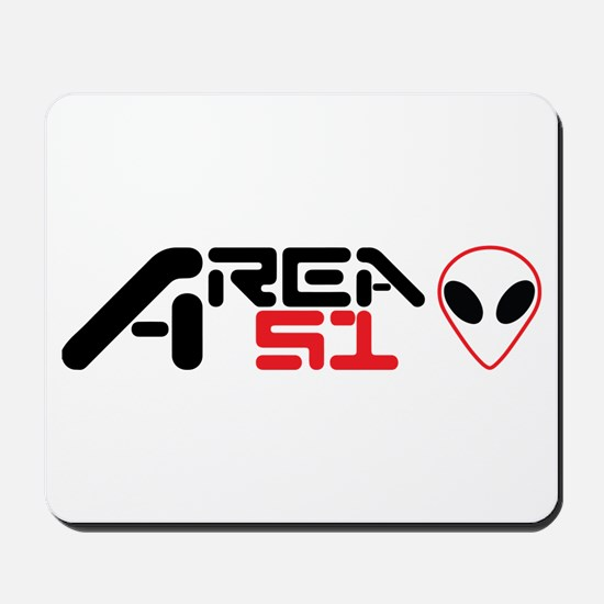 Area 51 Mousepad
