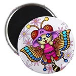 """cacats and cosmos 2.25"""" Magnet (100 pack)"""
