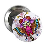 """cacats and cosmos 2.25"""" Button (100 pack)"""