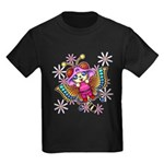 cacats and cosmos Kids Dark T-Shirt