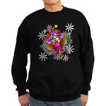 cacats and cosmos Sweatshirt (dark)